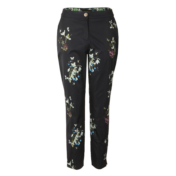 Ted Baker Womens Blue Elopia Entangled Enchantment Trouser main image