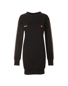 Ellesse Womens Grey Cappero Sweat Dress