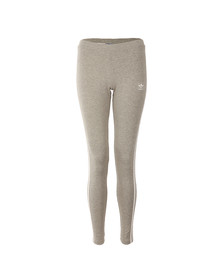 Adidas Originals Womens Grey 3 Stripes Legging