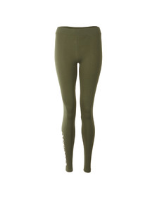 Ellesse Womens Green Solos Legging