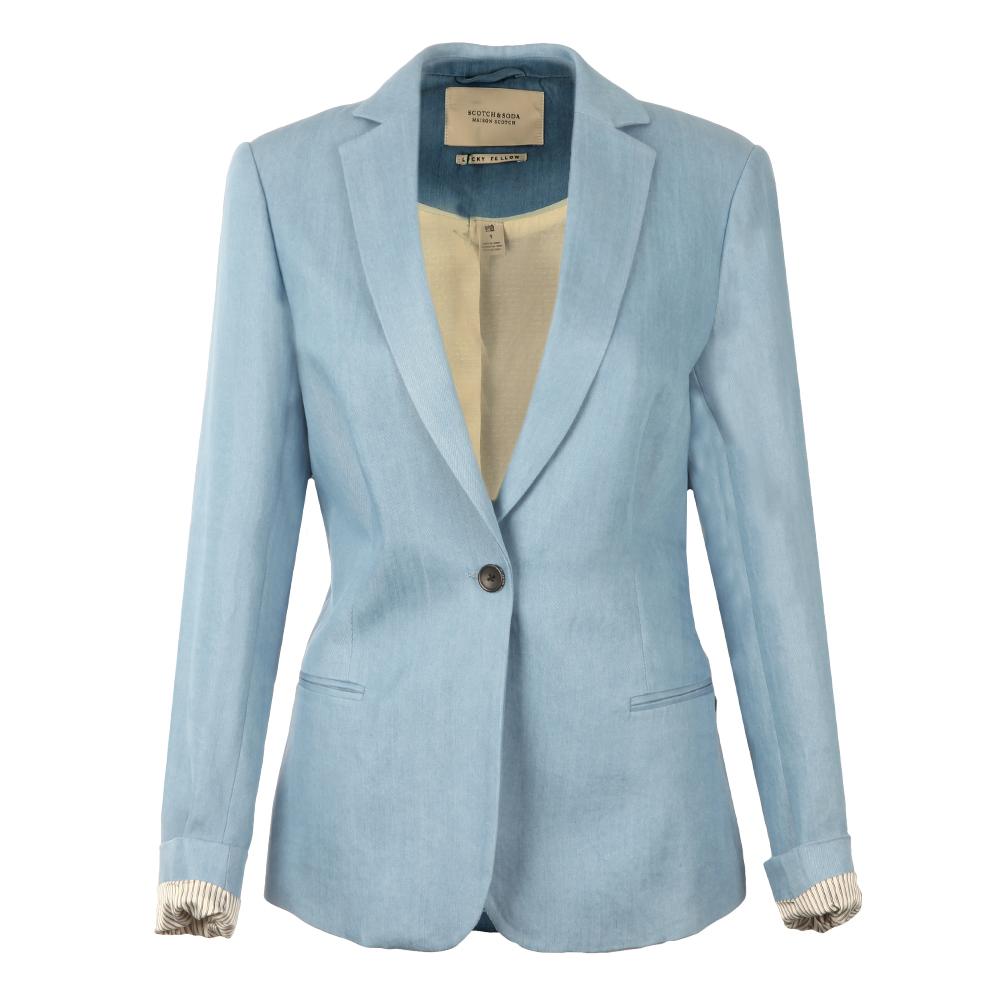 Tailored Tencel Blazer  main image