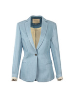 Tailored Tencel Blazer