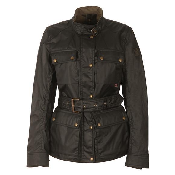 Belstaff Womens Black Roadmaster 2.0 Jacket main image