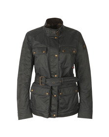 Belstaff Womens Blue Roadmaster 2.0 Jacket