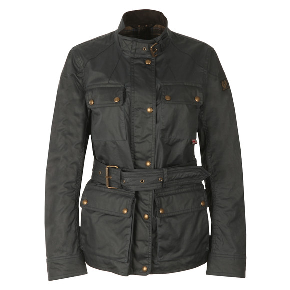 Belstaff Womens Blue Roadmaster 2.0 Jacket main image