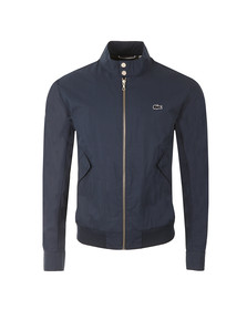 Lacoste Mens Blue BH2339 Blouson Jacket