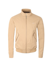 Lacoste Mens Beige BH2339 Blouson Jacket
