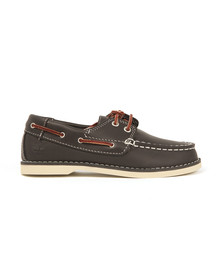 Timberland Boys Blue Seabury 2 Boat Shoe