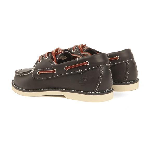 Timberland Boys Blue Seabury 2 Boat Shoe main image