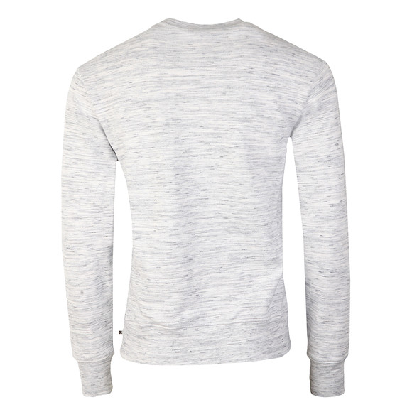Money Mens Grey Zamac Crew Sweatshirt main image