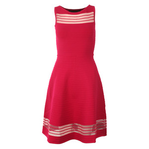 Tobey Crepe Knit Dress