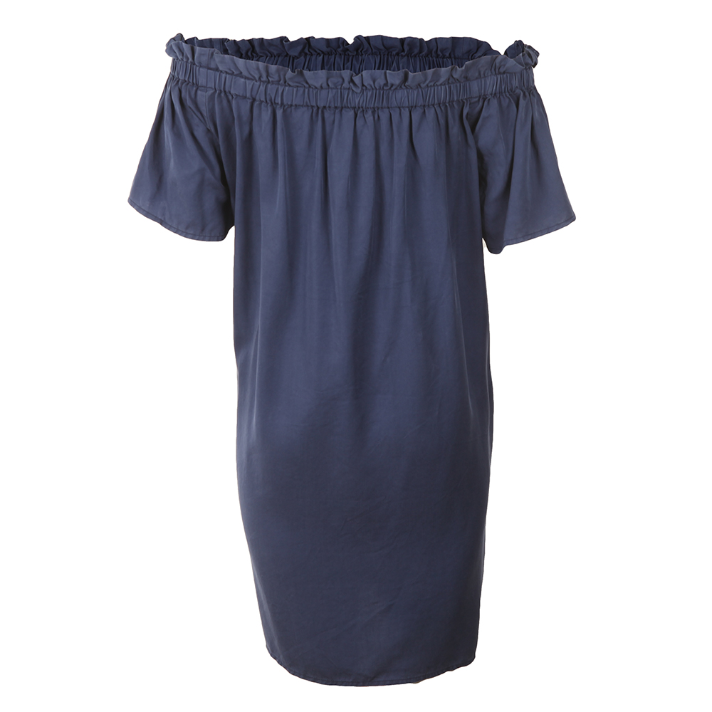 Stayton Ruffle Off Shoulder Dress main image