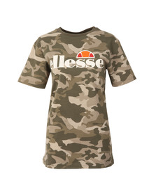 Ellesse Womens Grey Albany T Shirt