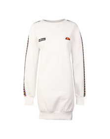 Ellesse Womens White Cappero Dress