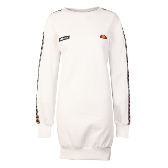 Ellesse Womens White Cappero Dress main image