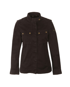 Barbour International Womens Black Tachometer Casual Jacket