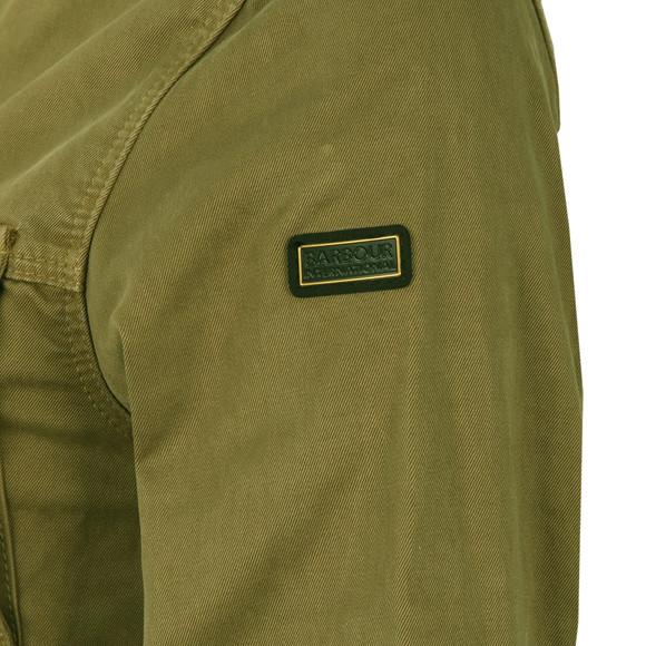 Barbour International Womens Green Tachometer Casual Jacket  main image