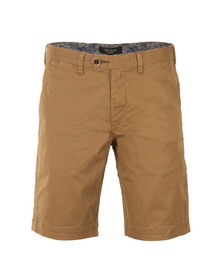 Ted Baker Mens Brown Shesho Chino Shorts