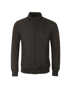 Ted Baker Mens Black Active Nylon Bomber