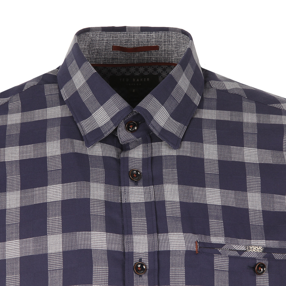 S/S Checked Shirt main image