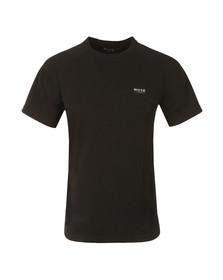 Nicce Mens Black Fairway T Shirt