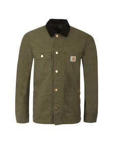 Carhartt Mens Green Michigan Chore Coat