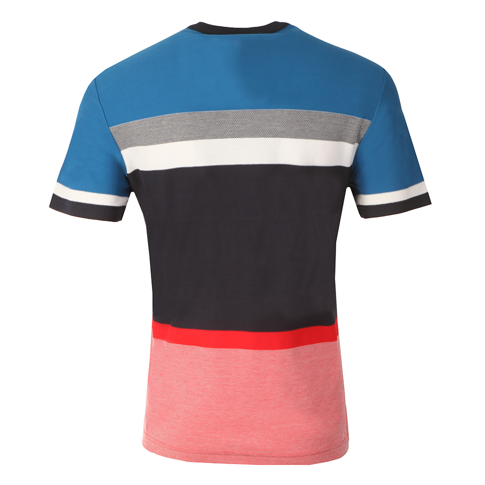 TH1928 Block Stripe Tee main image