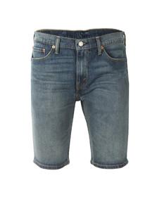 Levi's Mens Blue 511 Hemmed Short
