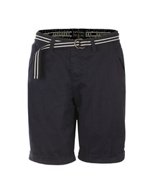 Superdry Womens Blue Boyfriend City Short