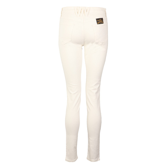 Vivienne Westwood Anglomania Womens White Monroe Jegging main image