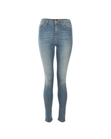 Vivienne Westwood Anglomania Womens Blue Yeates Jegging