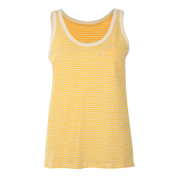 Levi's Womens Yellow The Perfect Tank main image