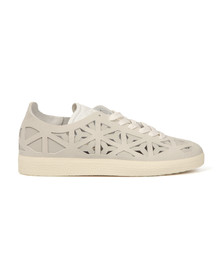 Adidas Originals Womens Off-white Cutout Gazelle W
