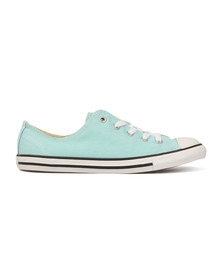 Converse Womens Green CT AS Dainty OX Trainer