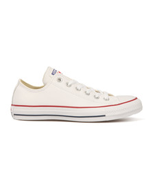 Converse Womens White All Star Leather Ox