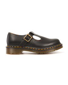 Dr Martens Womens Black Polley Shoe