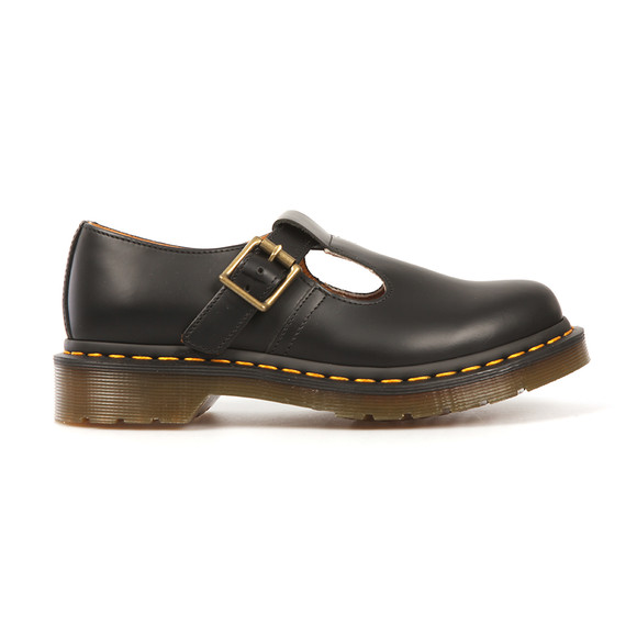 Dr. Martens Womens Black Polley Shoe main image