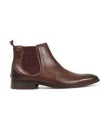 Base London Mens Brown Cheshire Boot