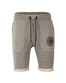 Scar Tissue Mens Grey Gym Short