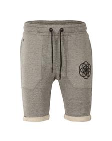 Scar Tissue Mens Grey Gym Short