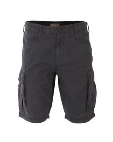 Napapijri Mens Blue Noto Short