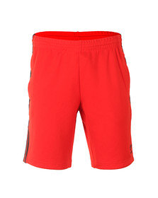 Adidas Originals Mens Red SST Short