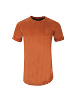 Suede Brand Carrier T Shirt