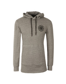 Scar Tissue Mens Grey Gym Pullover Hoody