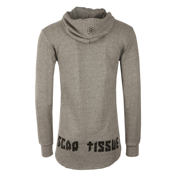 Scar Tissue Mens Grey Gym Pullover Hoody main image