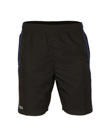 Lacoste Sport Mens Black GH314T Panel Shorts
