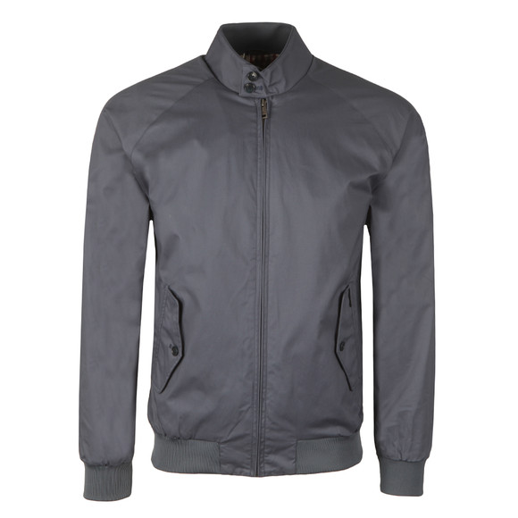 Ben Sherman Mens Blue New Core Harrington Jacket main image