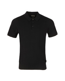 Ben Sherman Mens Blue S/S Cotton Polo