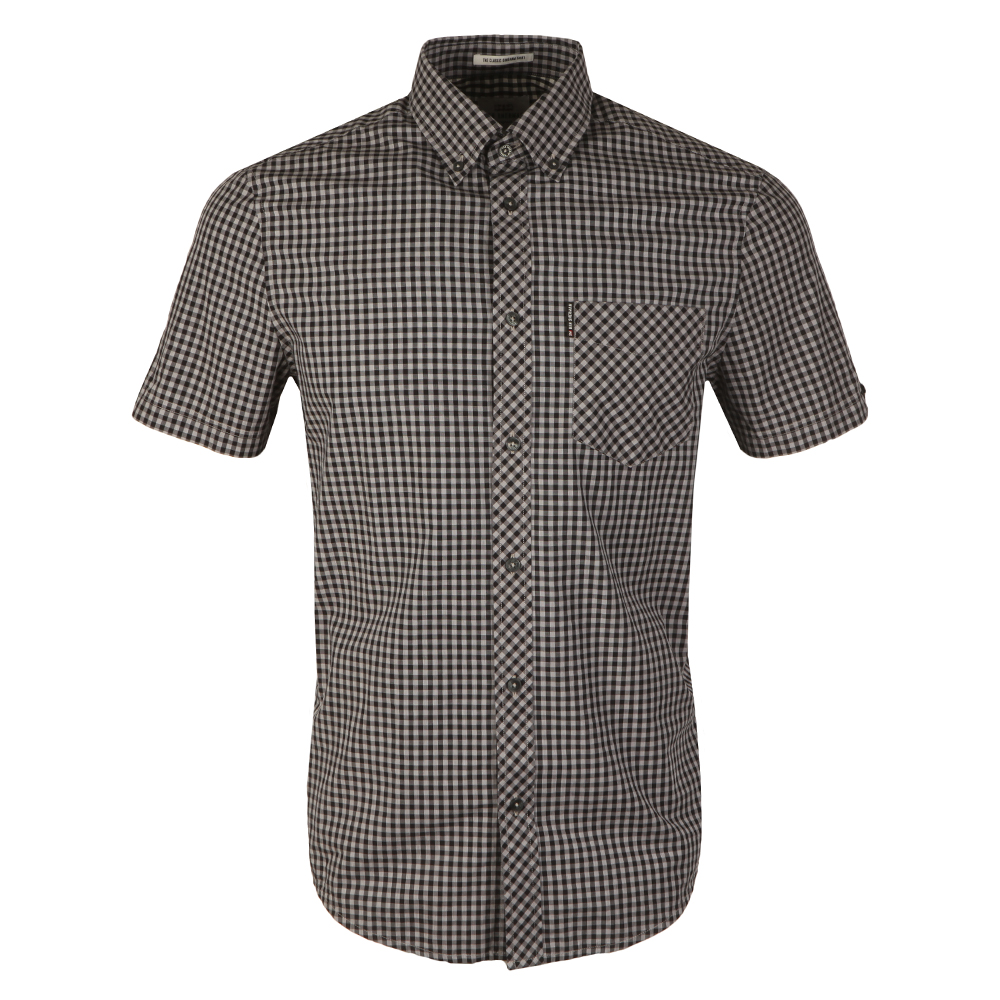 S/S Core Gingham Shirt main image