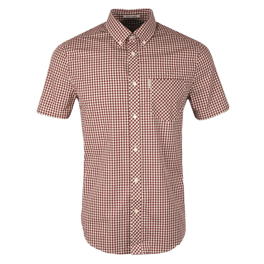S/S Core Gingham Shirt main image
